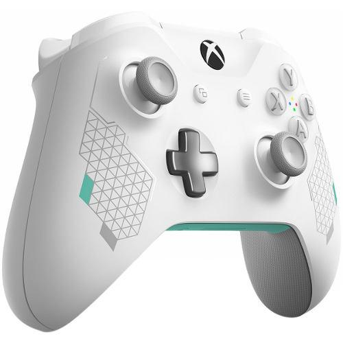 Control Inalámbrico Bluetooth Xbox One Sport White