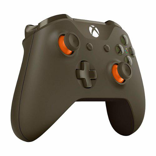 Control Inalámbrico Para Xbox One, Color Verde Militar