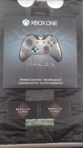 Control Xbox One Edición Halo 5 Guardians - Xbox One