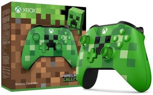 Control Xbox One Inalambrico Creeper Nuevo Meses