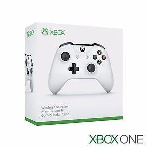 Control Xbox One S Blanco Caja Sellada,envio Gratis, Zugars
