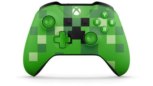 Control Xbox One S Minecraft Creeper