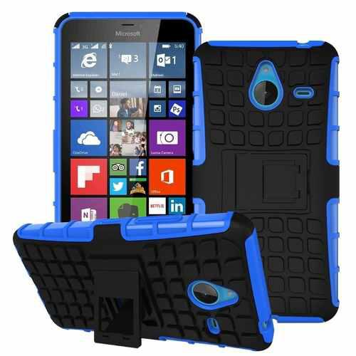 Funda Uso Rudo Para Nokia Microsoft Lumia 640xl