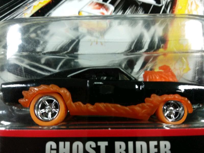 Hot Wheels Ghost Rider