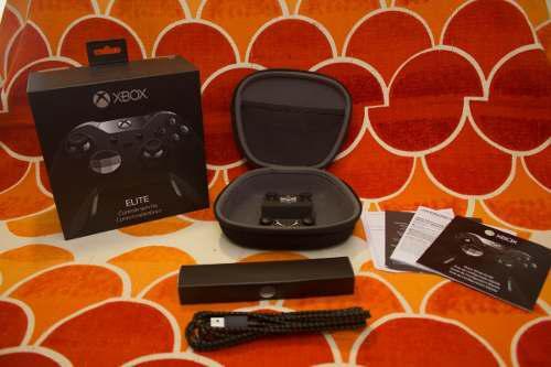 Kit Elite - Estuche Y Accesorios Para Control Xbox One Caja