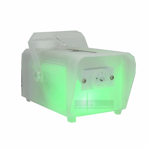 Maquina De Humo 500w Led Jelly Traslucida Luz Dj Disco