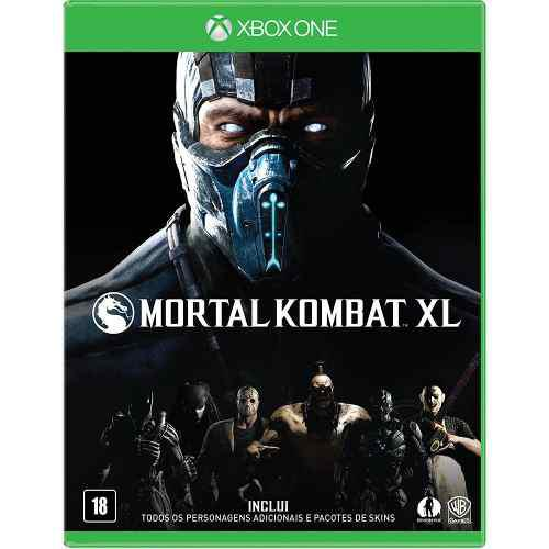 Mortal Kombat Xl - Xbox One - Offline