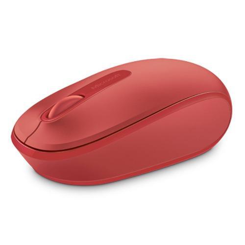 Mouse Inalambrico 1850 Microsoft U7z-00038 Rojo