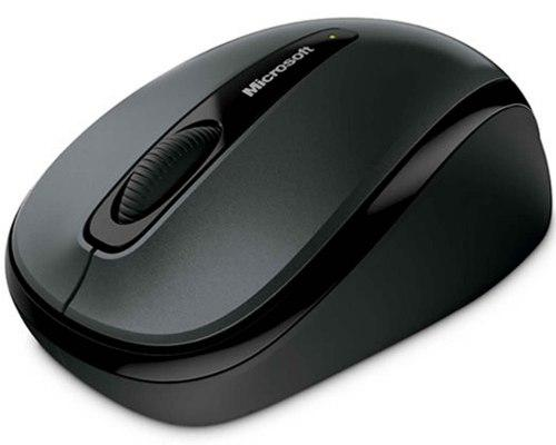 Mouse Inalambrico Microsoft 3500 Bluetrack Gmf-00380 Negro