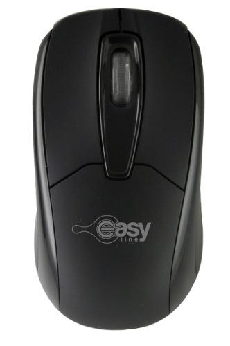 Mouse Optico Alambrico Easy Line By Perfect Choice Compatibl