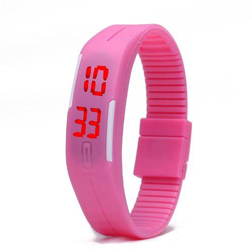 Reloj Touch Pulsera Digital Led Barato Mayoreo