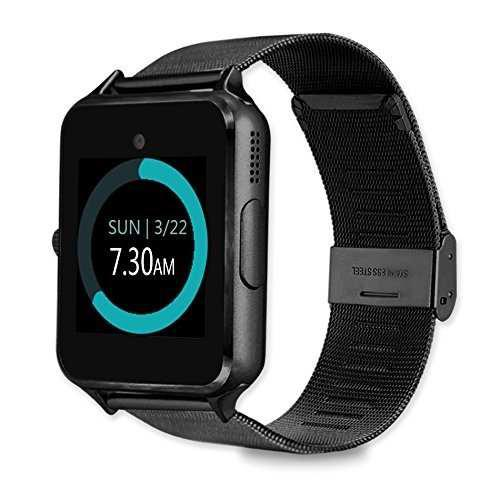 Smart Watch Z60 Reloj Inteligente Correa De Metal