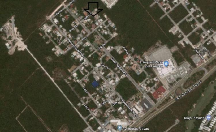 Terreno en venta Tigrillo cerca del centro Maya Playa del