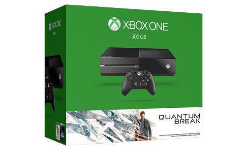 Xbox One 500 Gb + Quantum Break + Alan Wake Garantia