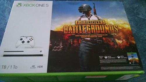 Xbox One S 1 Tb Player Unknown's Battlegrounds Nuevo Sellado