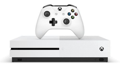 Xbox One S 500 Gb Control Con Audifonos