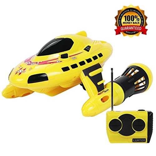 Yarmoshi Esquí n De Buceo Submarino Amarillo Y La Velocidad