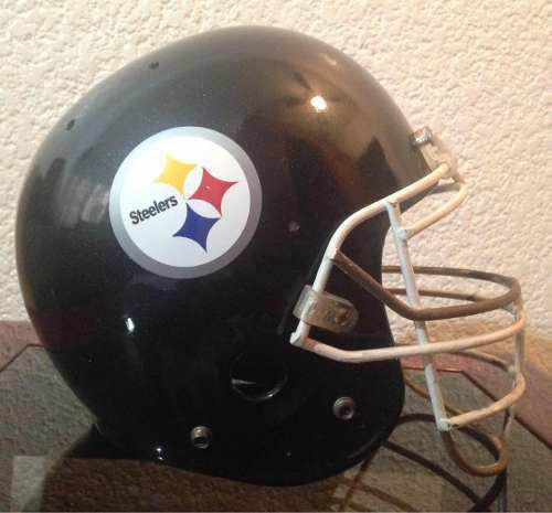 Casco Retro Para Juego Pittsburgh Steelers Retro