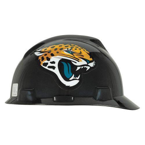 Casco Seguridad Msa Nfl Jaguares Jacksonville