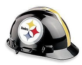 Casco Seguridad Msa Nfl Pittsburgh Con Suspensión One Touch