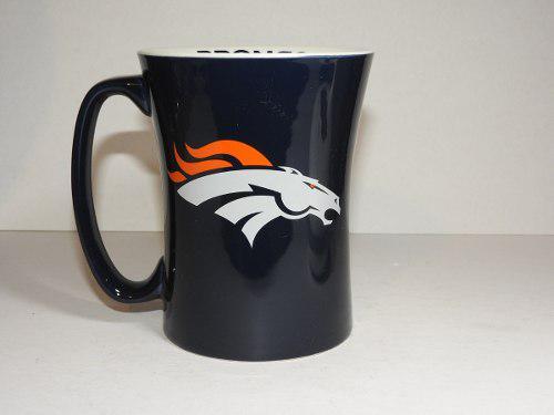 Denver Broncos Taza Victory Coleccionable Nfl
