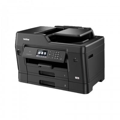 Impresora Multifuncional Brother, Inyección De Tinta