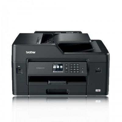 Impresora Multifuncional Brother Inyección De Tinta