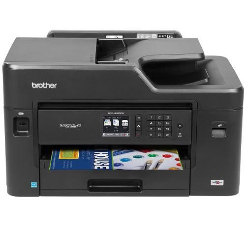 Impresora Multifuncional Brother Mfc-jdw Inyección