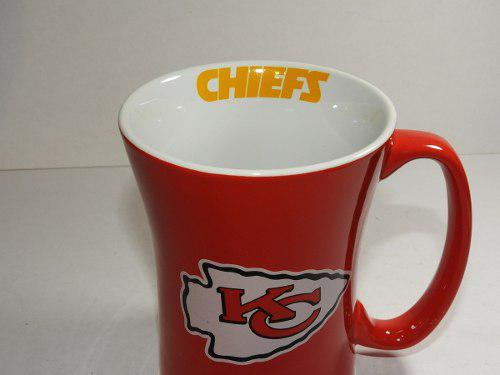 Kansas City Chiefs Taza Victory Coleccionable Nfl