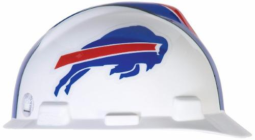 Nfl Casco De Seguridad Msa Safety Works Buffalo Bills