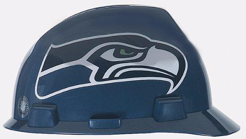 Nfl Casco De Seguridad Msa Safety Works Seattle
