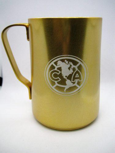 Tarro Cervecero Aluminio De Las Águilas Del América