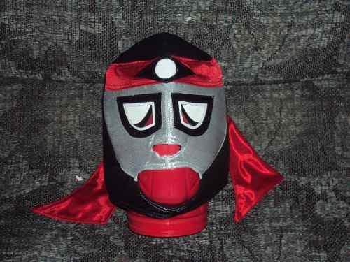 Wwe Cmll Aaa Mascara De Luchador Octagon Para Adulto