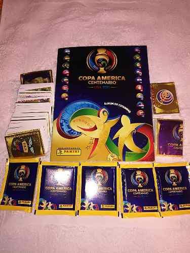 lbum Copa América Centenario 2016
