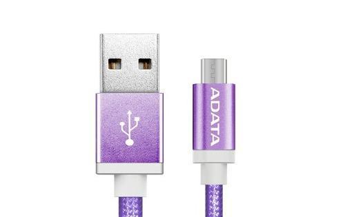 Adata Cable Micro Usb Celular V8 Original Carga Y Datos Mora