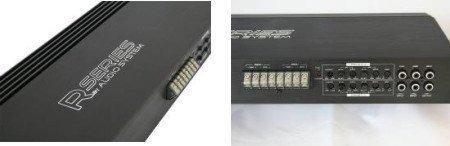 Amplificador De Potencia De 2 Canales Ion 160.2x Audio Syste