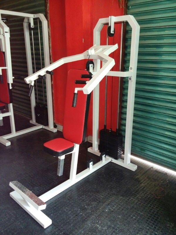 Aparato Press De Hombro Gym Gimnasio