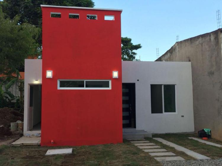 BONITA CASA NUEVA ESTILO MINIMALISTA Fraccionamiento