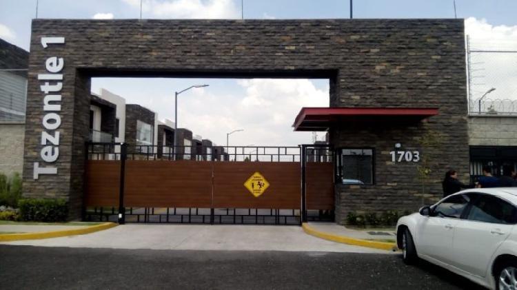 CASA EN RENTA DE 3 RECAMARAS, INCLUYE MANTENIMIENTO /