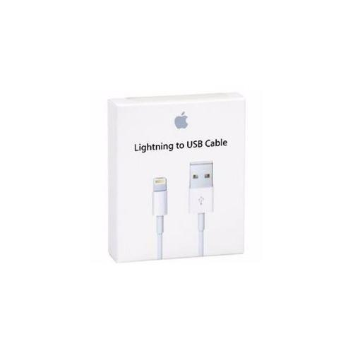 Cable Cargador Lightning Para Iphone 5,6,7,8 X Original Ipad