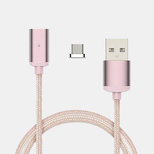 Cable De Datos / Carga Magnetico Para Celular Android Ios