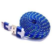 Cable De Datos Reforzado Para Iphone 5 / 5s / Ipad Mini Air