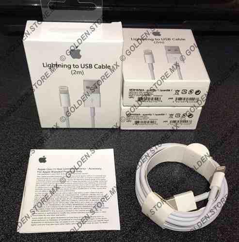 Cable Lightning Original Apple 2m