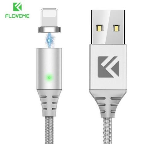 Cable Magnetico Para Iphone Ipad Carga Lightning Usb