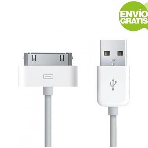 Cable Original Datos Apple Iphone 4, 4s Ipad 2 30 Pin