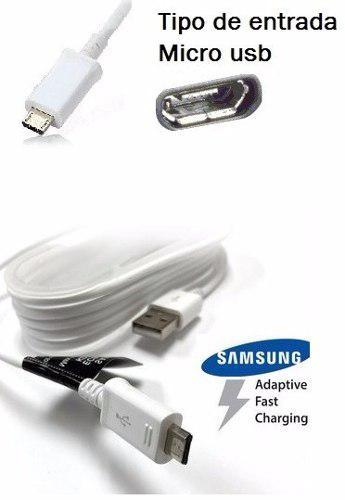 Cable Usb 1.5 Mts De Carga Rápida Para Samsung Galaxy S6 S7