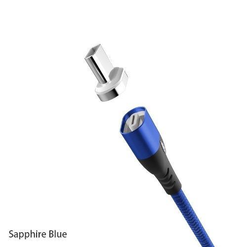 Cable Usb Magnetico Tipo C De Alta Velocidad 3a