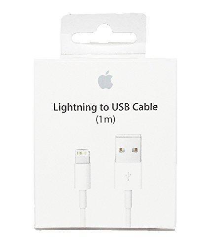 Cable Usb Original 1m Datos Y Carga Iphone 5 Ipad 4 Ipod 5