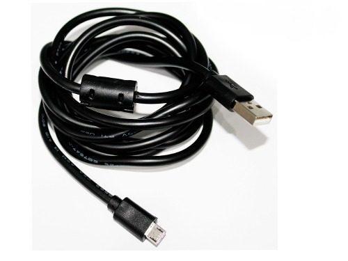 Cable V8 Cargador Micro Usb Celular Filtro 1.5m Carga Rapida