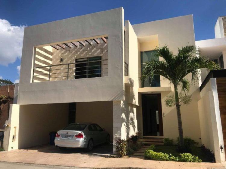 Casa en venta en Montebello, Norte de Mérida